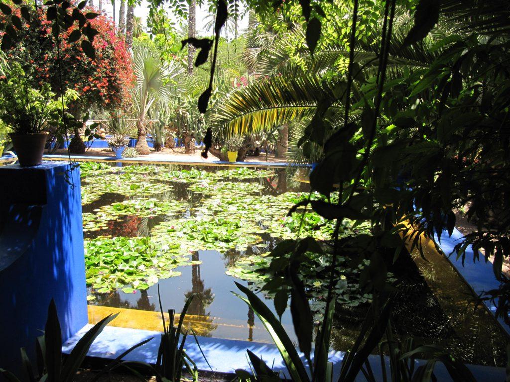 Jardin Majorelle Garden, Marrakech, Morocco