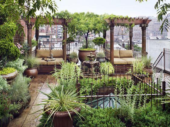 New York Jungle Garden