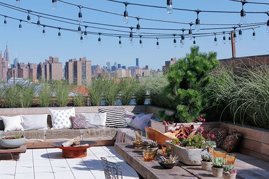 New York Rooftop Bar