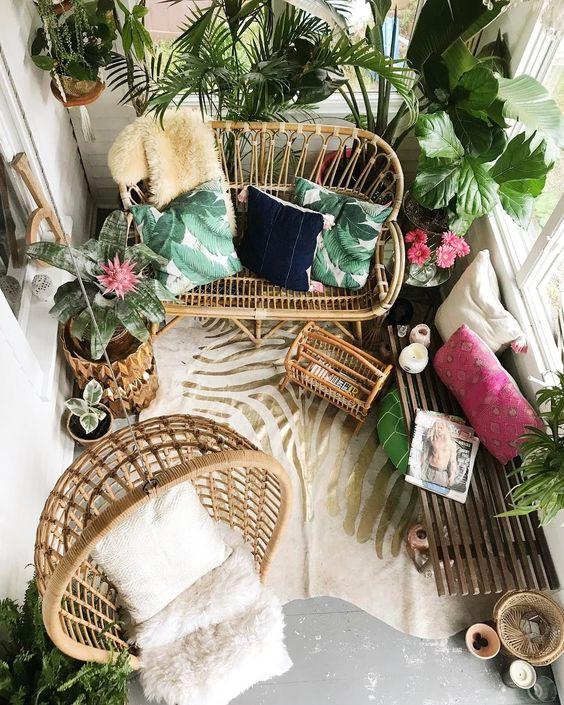 11 Gorgeous Balcony Gardens you will Love