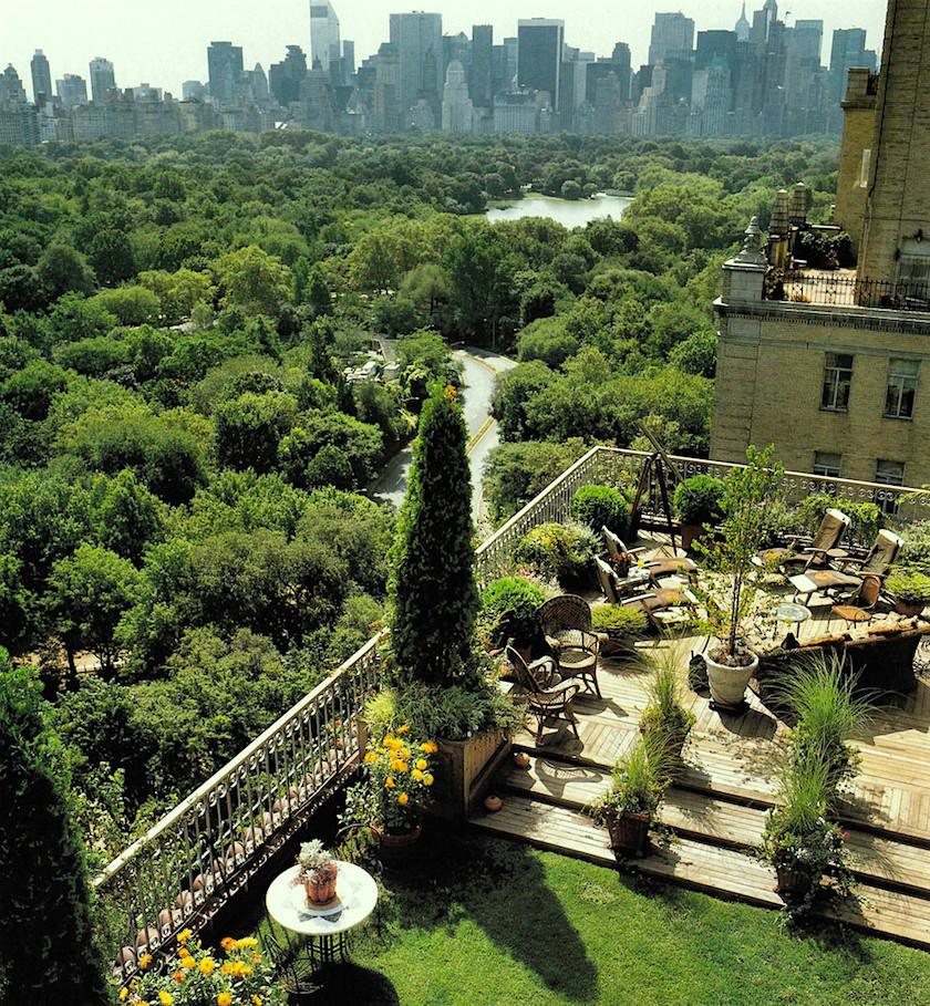 14 Lush New York Roof Top Gardens